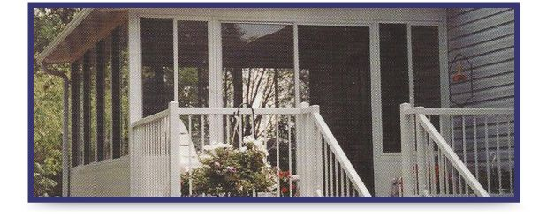 Windows & Doors Sudbury | Sun Rooms & Accessories | M  Champagne